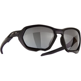 Oakley Plazma Sunglasses Men matte black/prizm grey